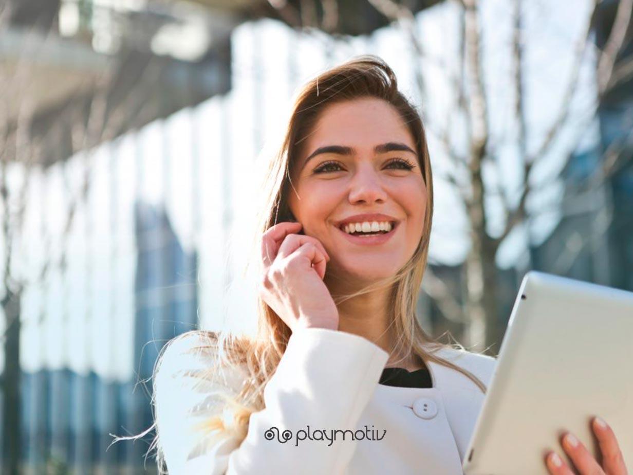 Motivar a equipos comerciales - Gamificación para empresas - Playmotiv