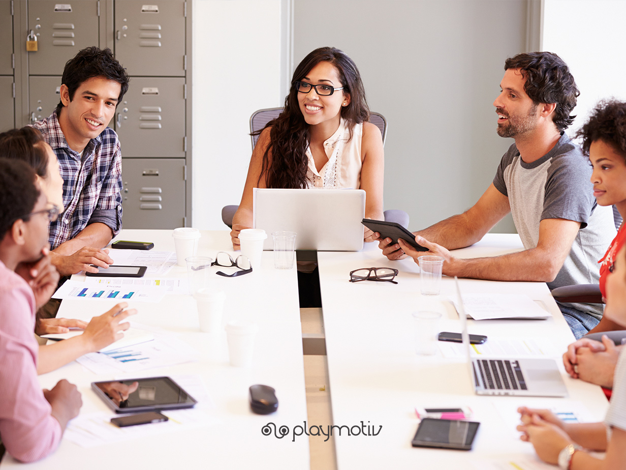 Gamificación para lanzamiento de productos - Gamificación para empresas - Playmotiv