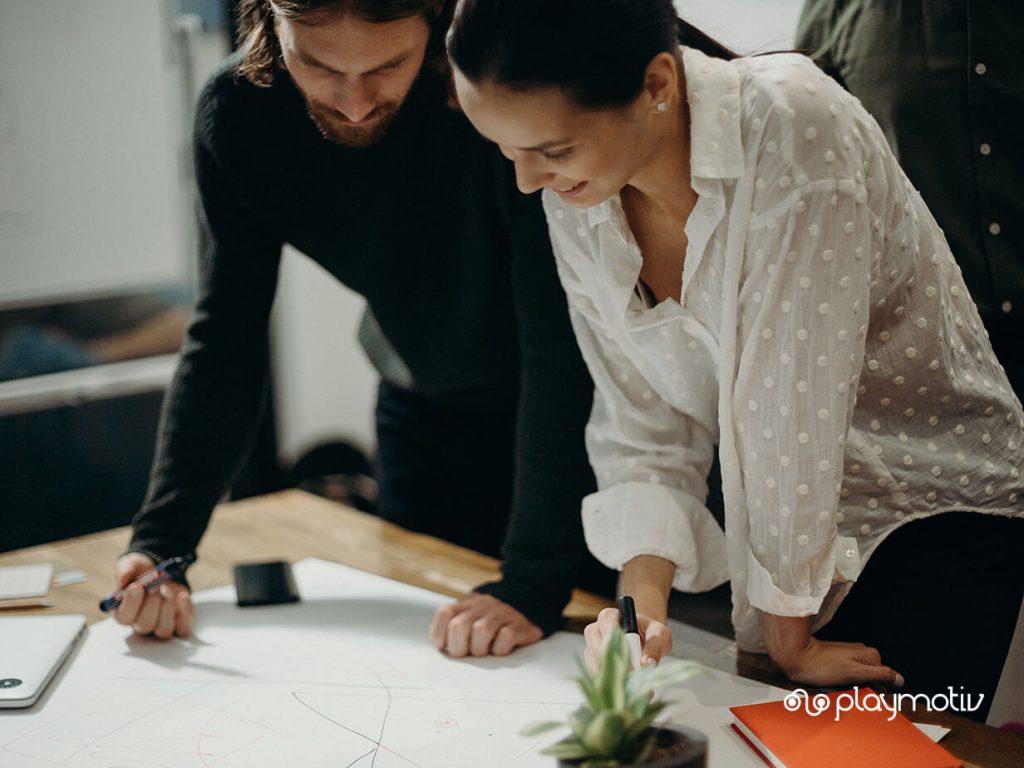 Gamificación para aumentar employee engagement - Gamificación para empresas - Playmotiv
