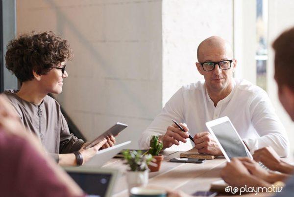 Gestionar equipos de ventas - Gamificación para empresas - Playmotiv