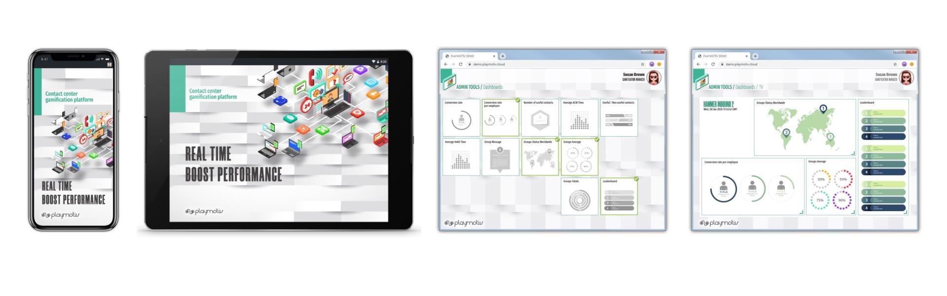 Gamificación para Empresas - Soluciones de gamificación - Playmotiv