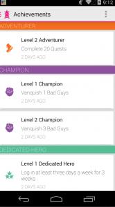 SuperBetter - Apps para gamificar tu vida - Playmotiv