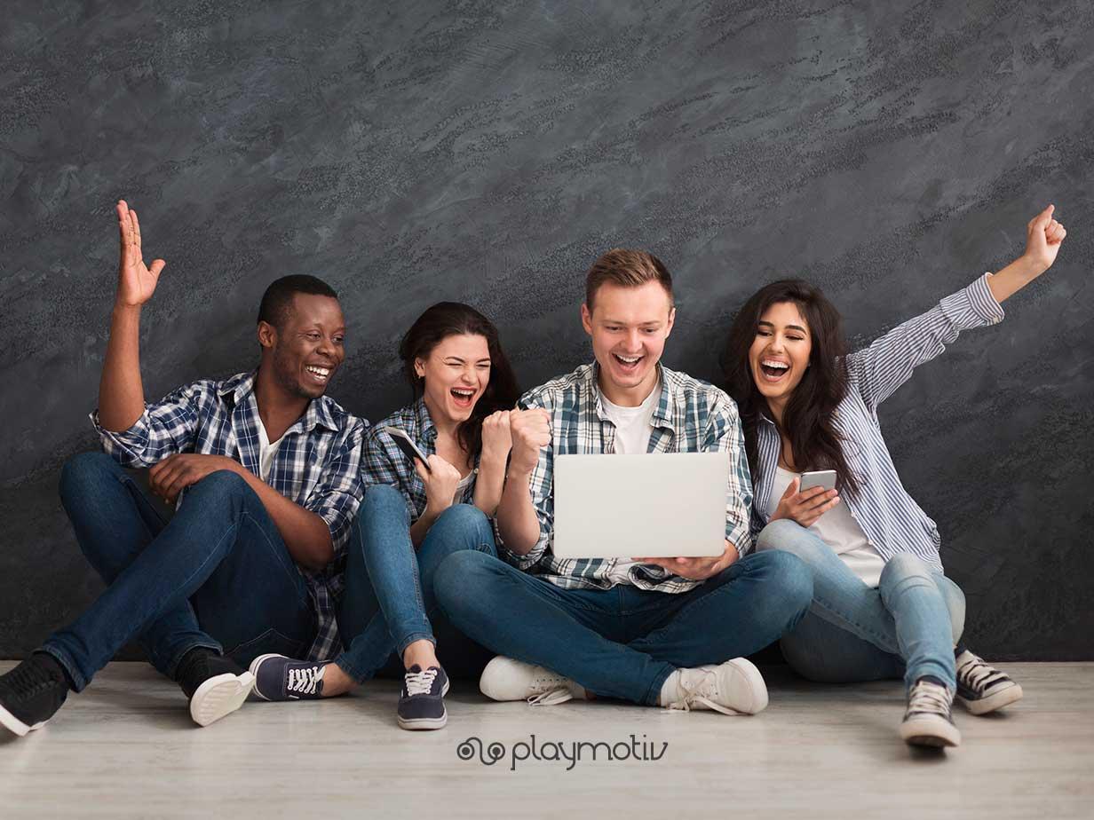 Gamificación para gestión del cambio o Change Management - Playmotiv