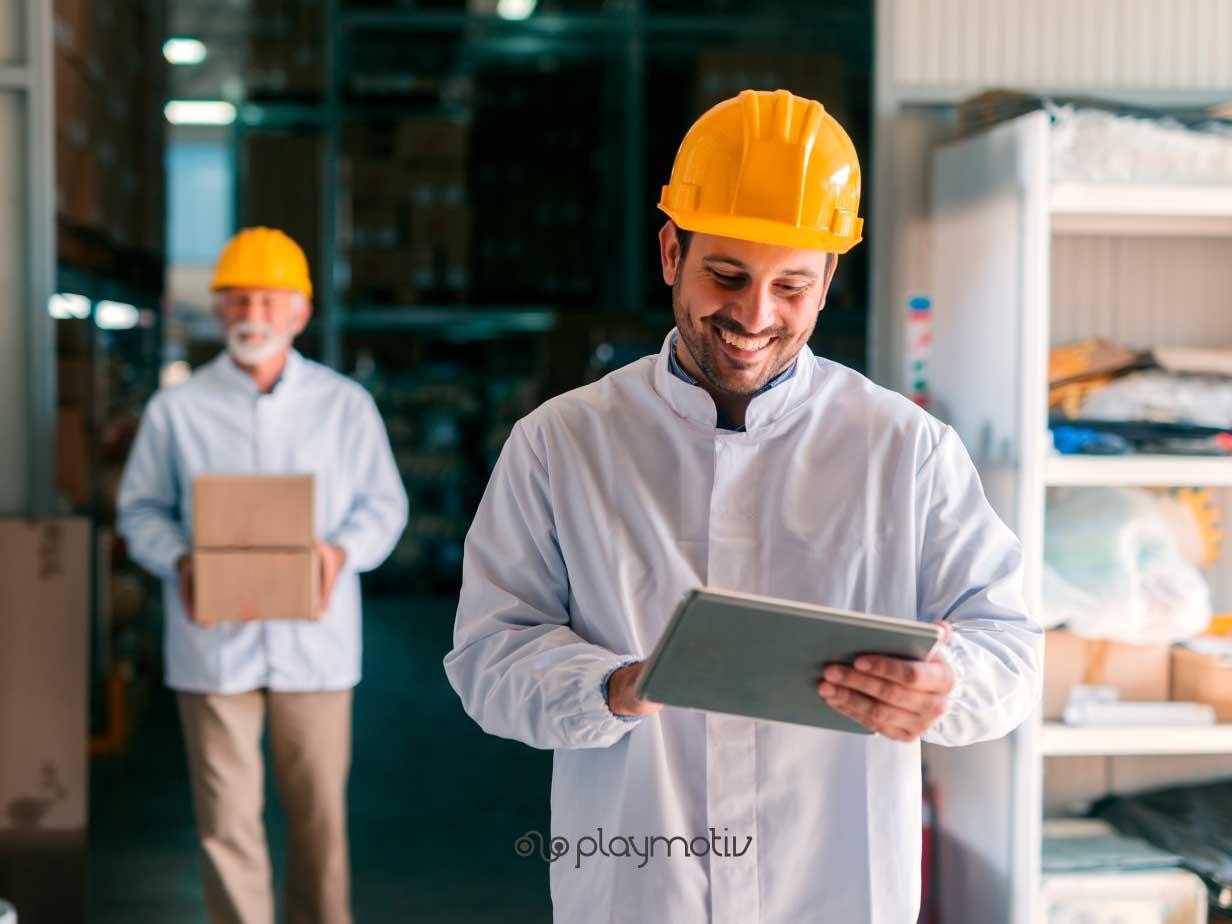 Gamificación para empresas adaptable - Playmotiv