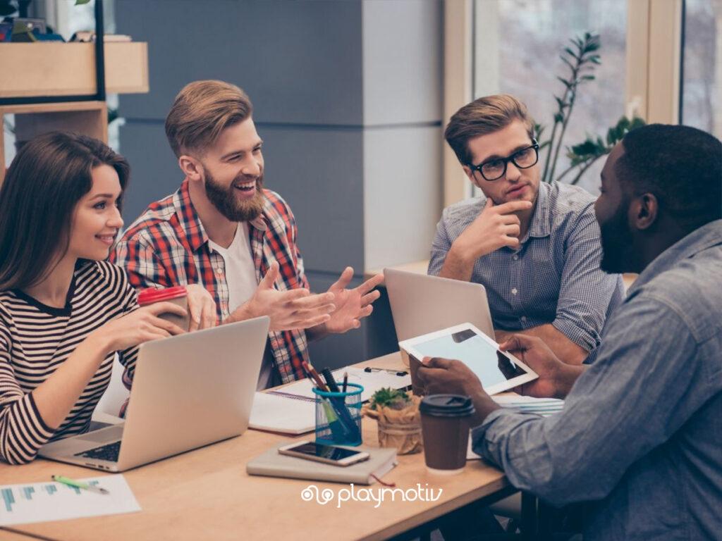 Gamificación para empresas - Motivar millennials - Playmotiv