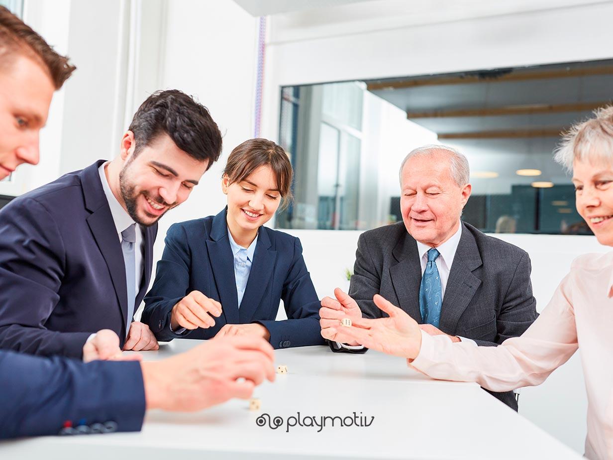 Gamificación en la empresa - Beneficios para tu negocio - Playmotiv