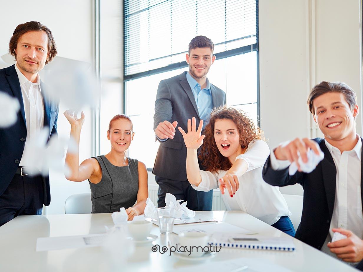 Mejora tu negocio - Gamificación en la empresa - Playmotiv