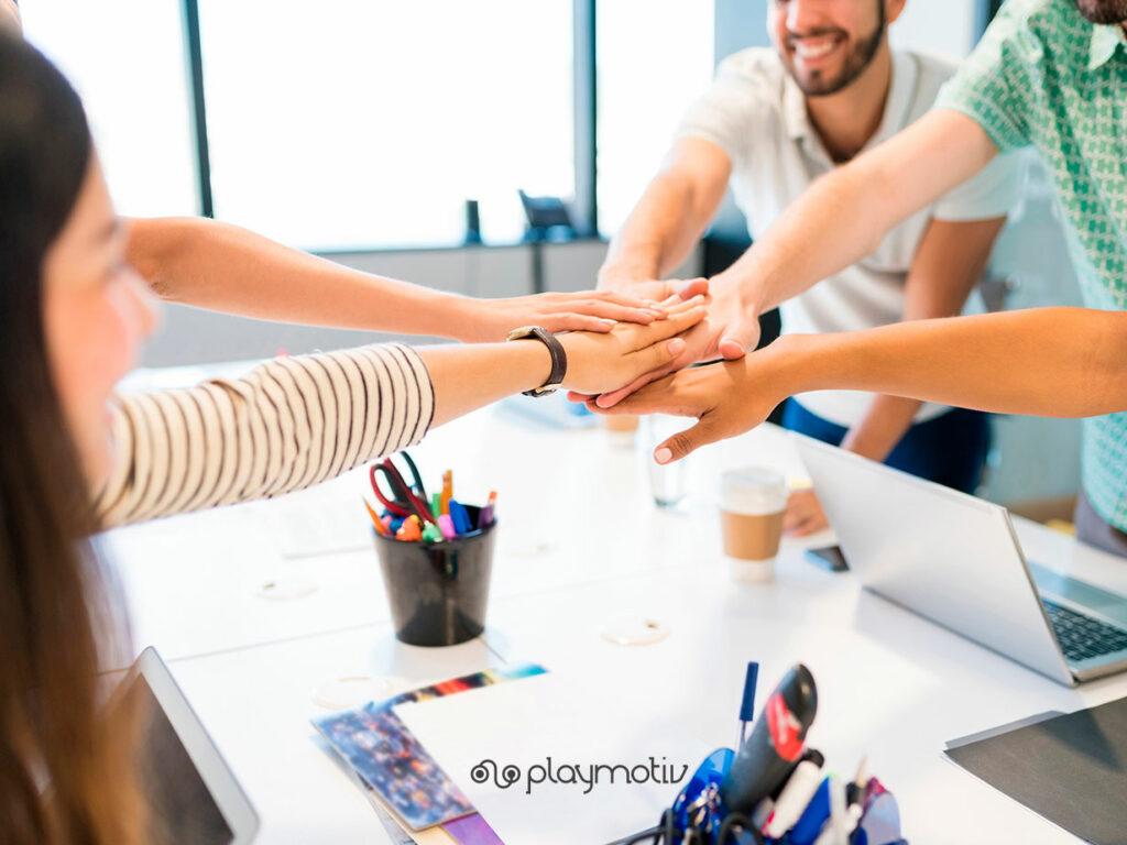 Cómo no perder la motivación y lograr que tu equipo sea imparable - Playmotiv